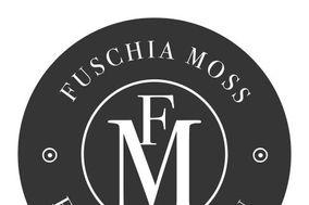 Fuschia Moss Floral Design