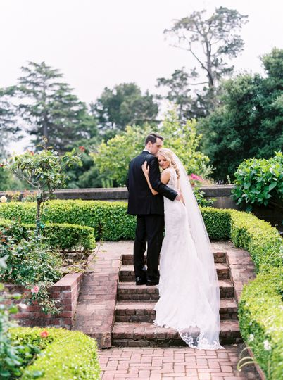 spring inspired wedding at kohl mansion burlingame