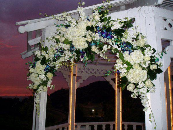 Tmx 1258573259273 Gazebo10019 Van Nuys, CA wedding florist