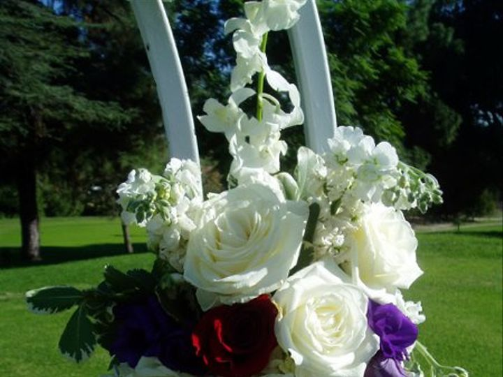 Tmx 1258666735771 Arch9 Van Nuys, CA wedding florist