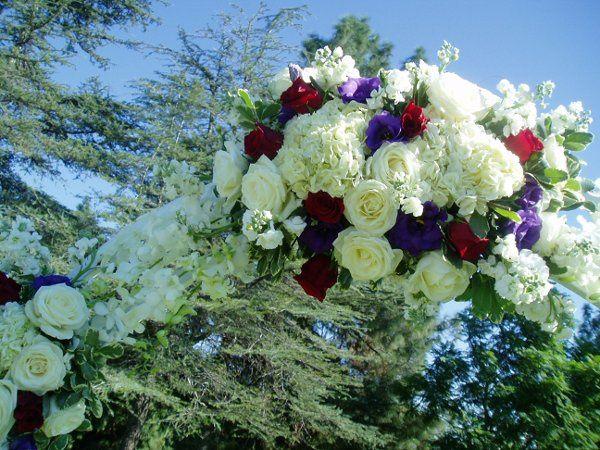 Tmx 1258666907053 Arch7 Van Nuys, CA wedding florist