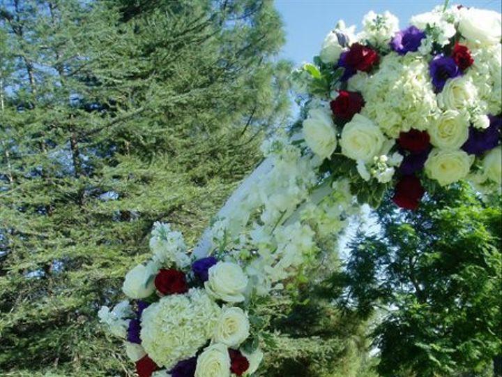Tmx 1258667052756 Arch20 Van Nuys, CA wedding florist