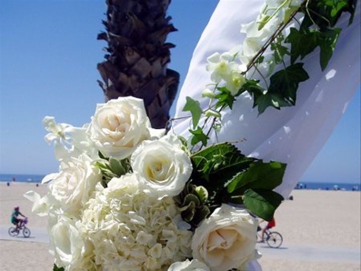 Tmx 1258667871928 Archonbeach5 Van Nuys, CA wedding florist