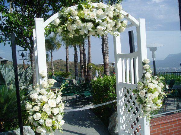 Tmx 1279215690744 Arch3 Van Nuys, CA wedding florist