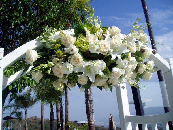 Tmx 1280363035009 Arch5 Van Nuys, CA wedding florist