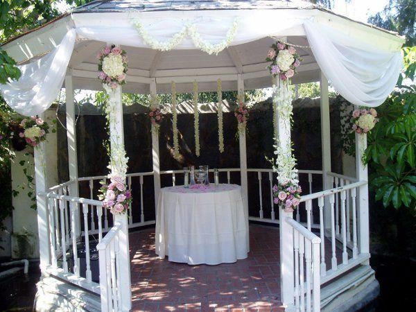 Tmx 1281645341954 Gazebo3 Van Nuys, CA wedding florist