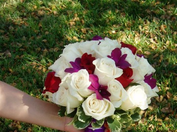 Tmx 1281735743544 Bouquet1 Van Nuys, CA wedding florist