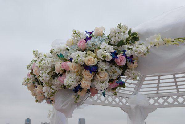 Tmx 1282078611451 Archdetail1 Van Nuys, CA wedding florist