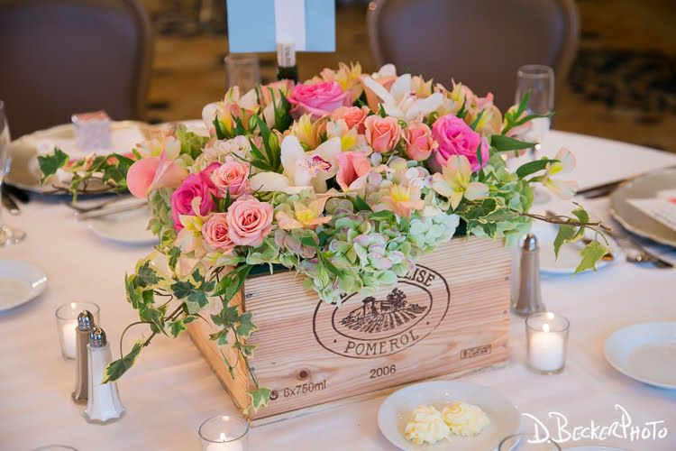 Spring Farm Centerpiece