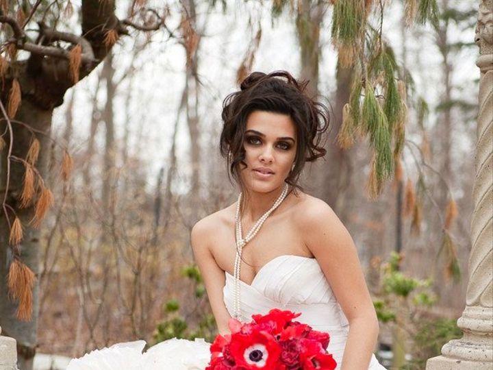 Tmx 1363130646853 Red3 Denville, NJ wedding florist