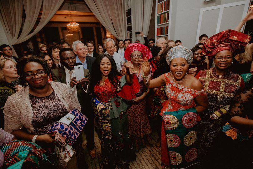 Wedding guests | Chellise Michael Photography