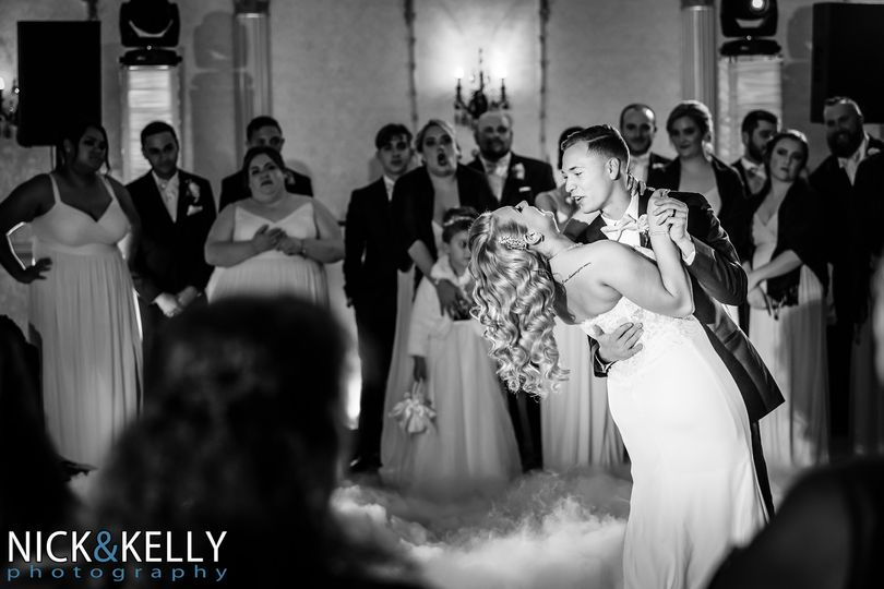 The Perfect First Dance