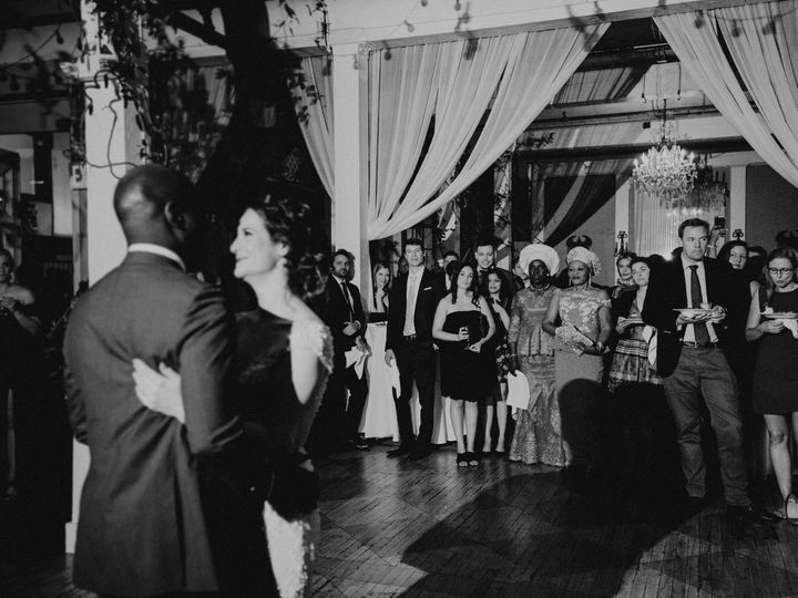 Tmx Molly And Chuka Metropolitan Building Wedding Chellise Michael Photography 1411 51 1048995 Montclair, NJ wedding dj