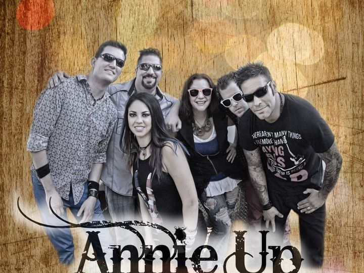Tmx Annie Up Wedding Websites 51 58995 Oklahoma City, OK wedding band