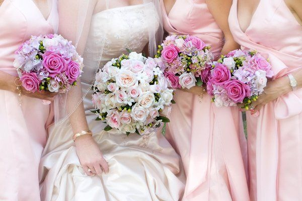 Group bouquet | Marlena Roslan Photography