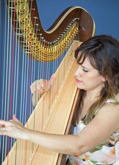 wedding harp 1