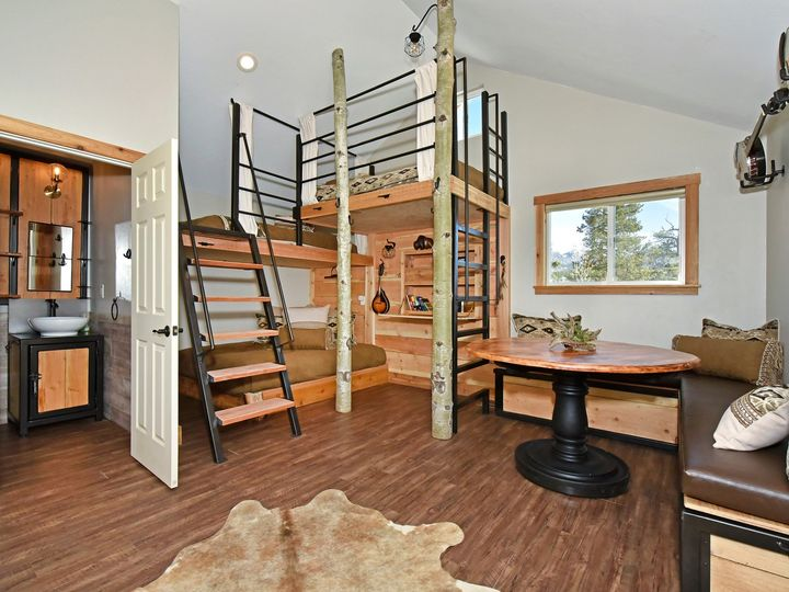 Tmx Lower Cabin Main Bed And Dining Area 51 1899995 157601416768503 Lake George, CO wedding venue