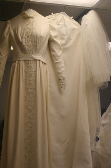Pretty vintage gown