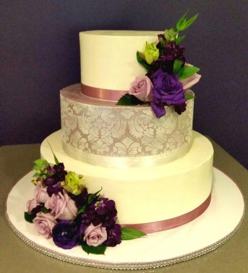Honey Moon Sweets Bakery - Wedding Cake - Tempe, AZ - WeddingWire