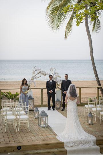Wyndham grand rio mar puerto rico golf beach resort for Wedding venues in puerto rico