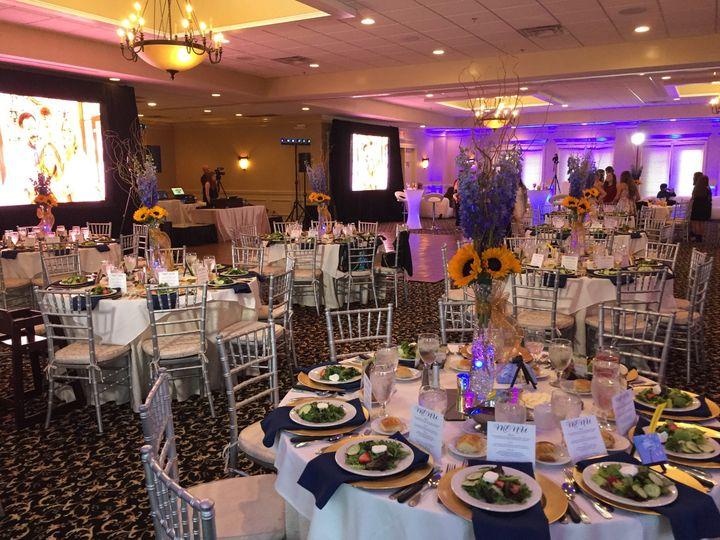 Tmx 1504122255242 Ballroom With Salad Marietta, GA wedding venue
