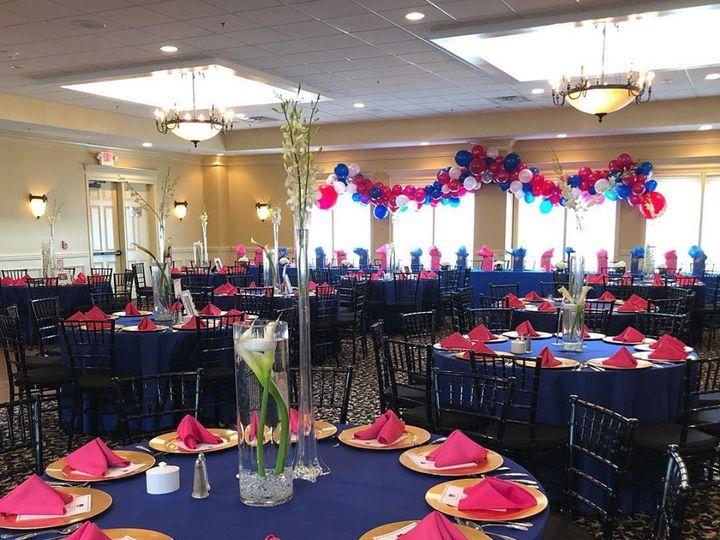 Tmx Ballroom With Balloons 51 971006 1557163272 Marietta, GA wedding venue