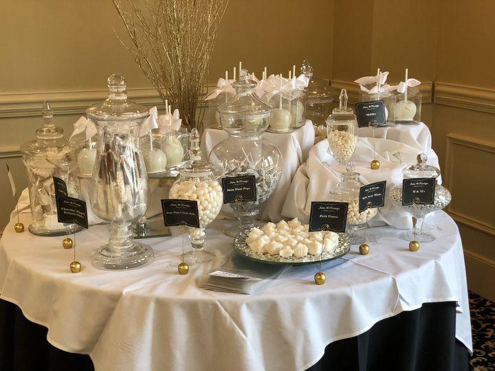 Tmx Candy Bar 51 971006 Marietta, GA wedding venue