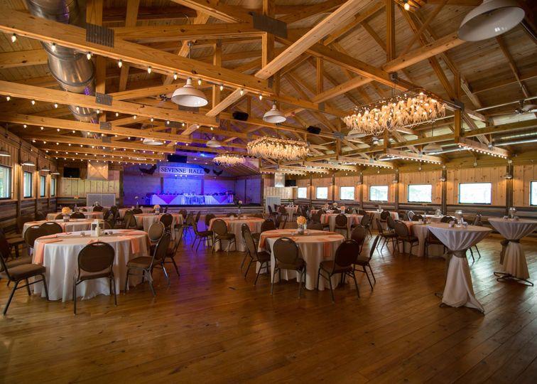 Broussard Farm Sevenne Hall Venue Beaumont Tx