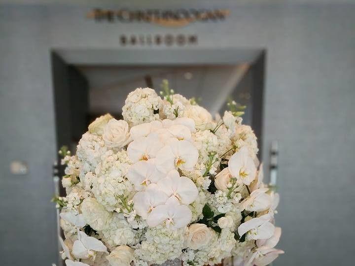 Tmx 1503069176676 Centerpiece5 Fort Lee wedding florist