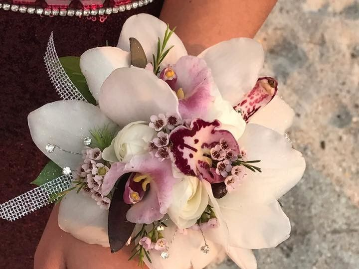 Tmx 1503069192107 Corsage Fort Lee wedding florist