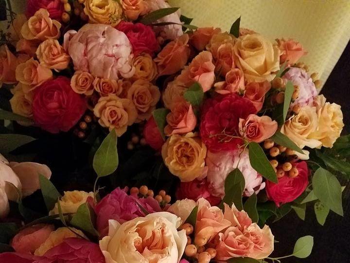 Tmx 1503069282459 Wed52 Fort Lee wedding florist