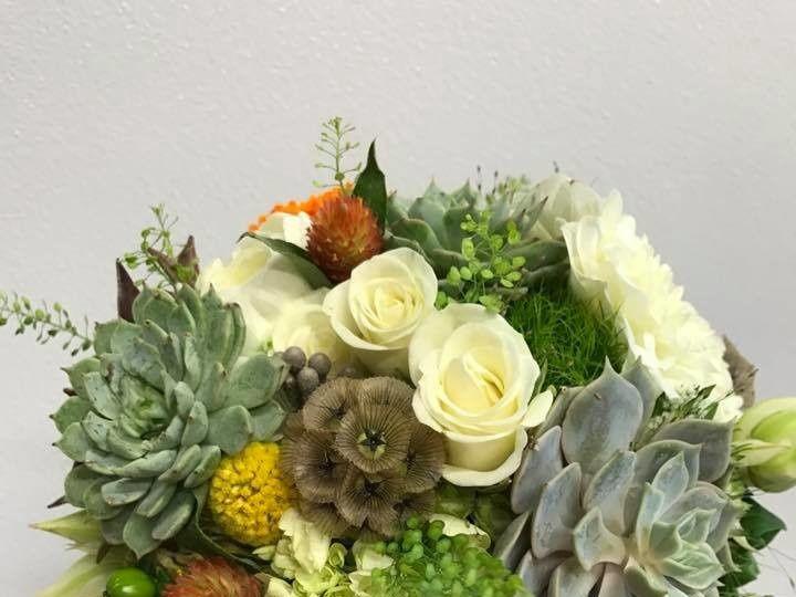 Tmx 1503069330175 Wed73 Fort Lee wedding florist