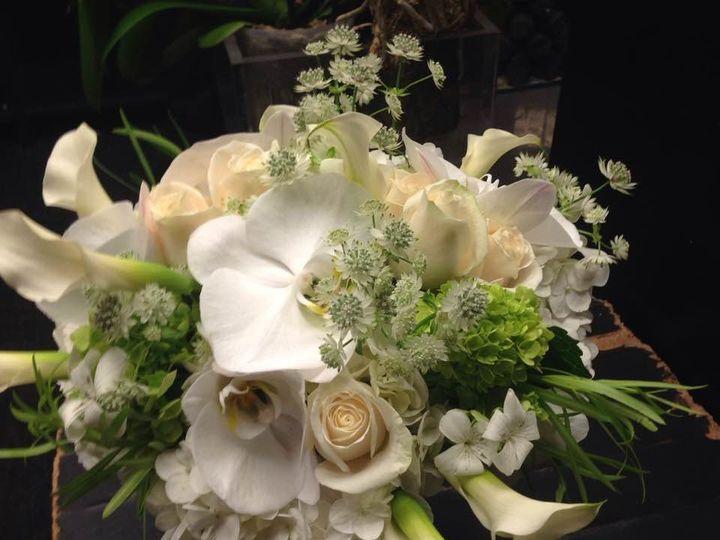 Tmx 1503069423309 Wed2 Fort Lee wedding florist