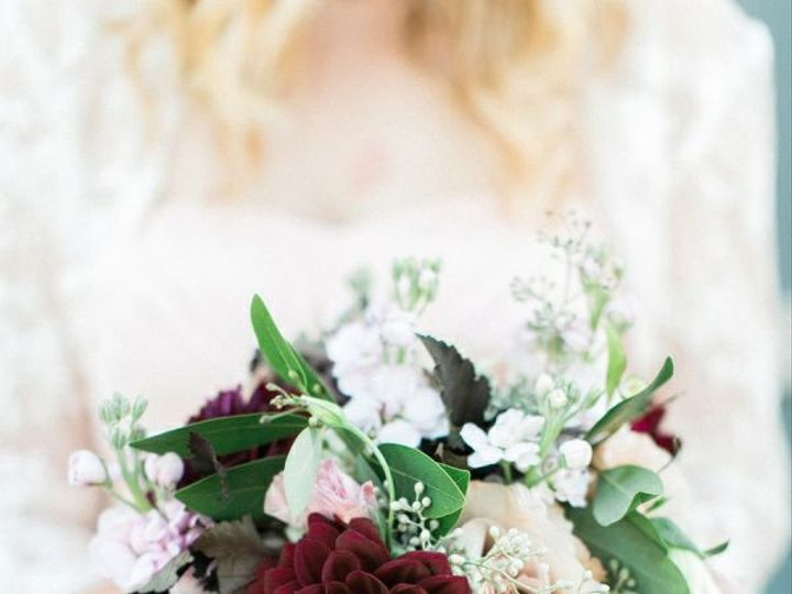 Tmx 1503069450635 Wed14 Fort Lee wedding florist