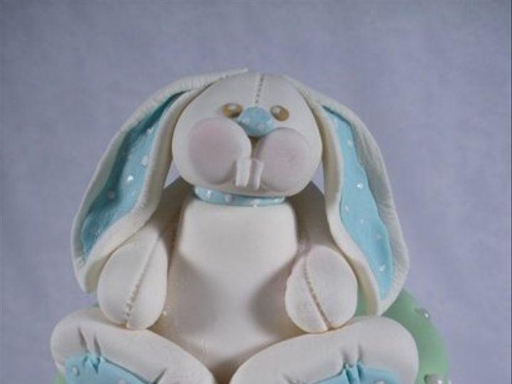 Tmx 1268626198675 Bunny1 San Francisco wedding cake