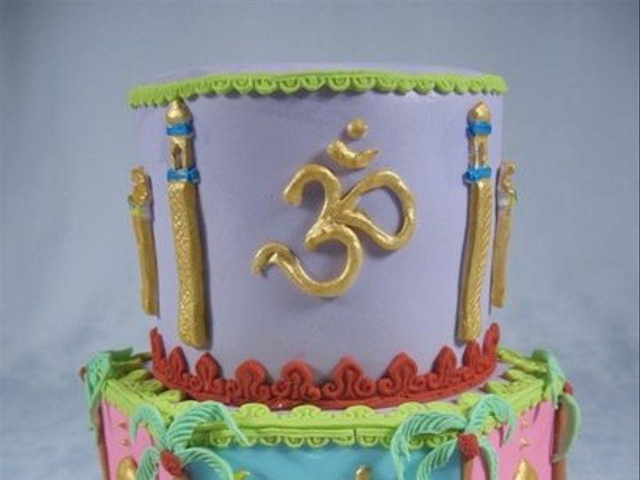Tmx 1268626219097 CopyofLittleIndia2 San Francisco wedding cake