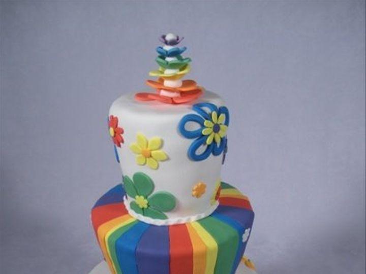 Tmx 1268626223456 CopyofTopView1 San Francisco wedding cake