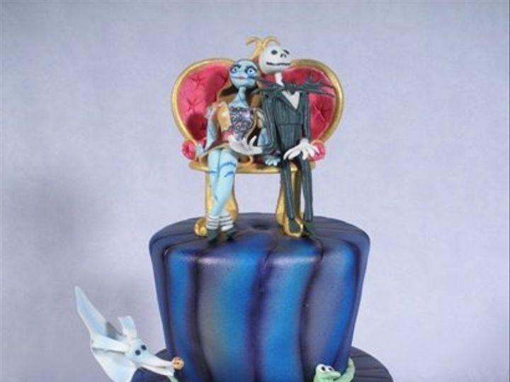 Tmx 1268626249644 NBXFullFluor1 San Francisco wedding cake