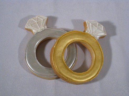 Tmx 1268626264925 WeddingRingsPairsm San Francisco wedding cake