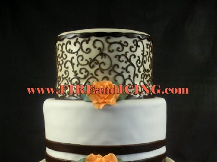 Tmx 1287038183248 FullFront1COPY San Francisco wedding cake
