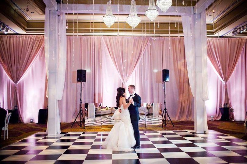 Lansdowne club wedding pictures va
