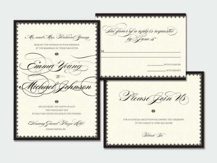 Emily Guy Studio - Invitations - Grand Rapids, MI - WeddingWire