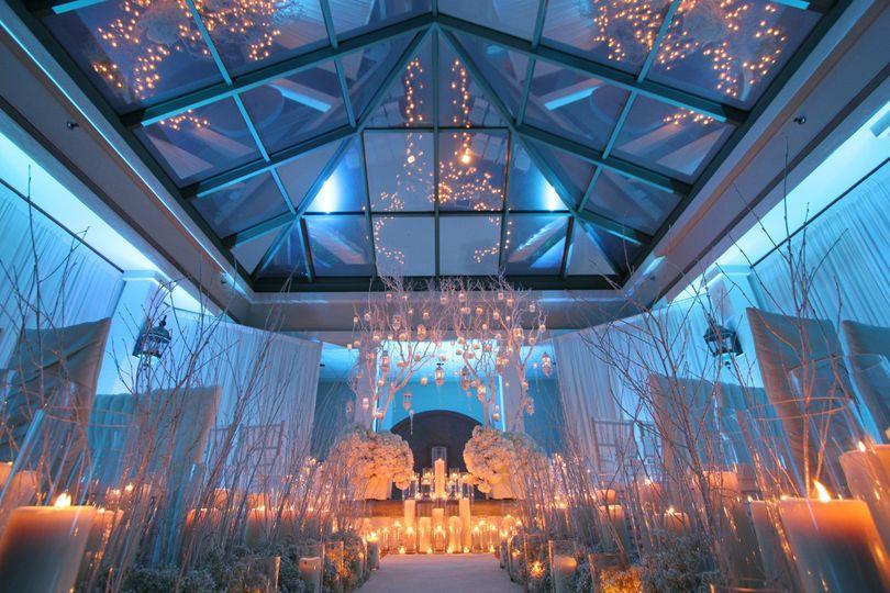 Lavish weddings