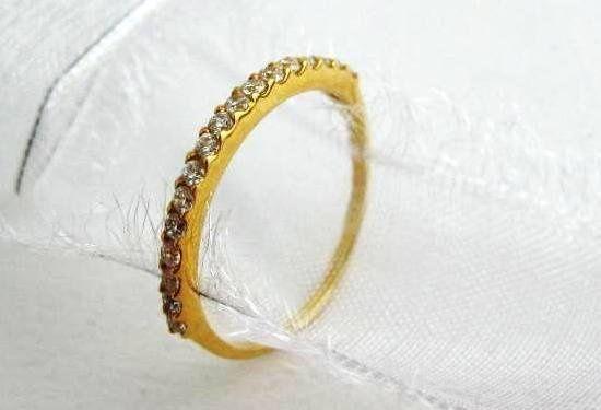 Ring Wedding 14diamonds