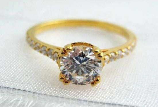 Tmx 1236950480408 Ring Wedding 1ctdiamond Anaheim wedding jewelry