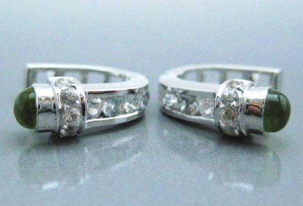 Tmx 1236951379892 PrincessEarrings Peridot Anaheim wedding jewelry
