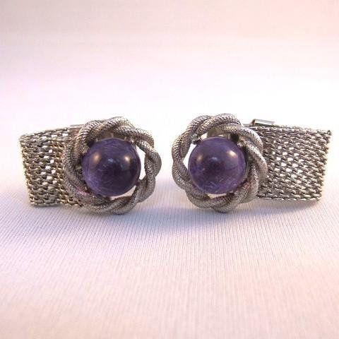 Tmx 1236952847377 PurpleVintageCufflinks Anaheim wedding jewelry
