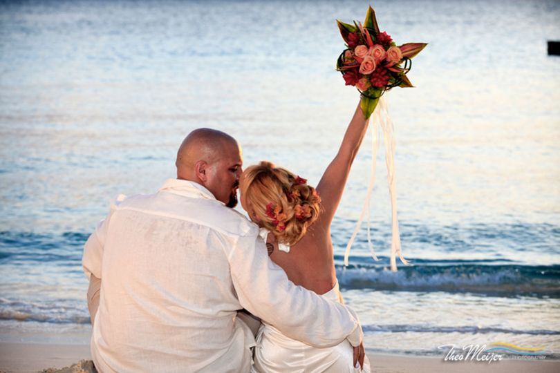 Romantic Destination Wedding for two