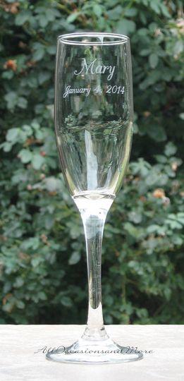 champagne flutes 1