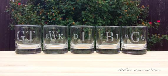 Tmx 1432330164892 Rocks Glass Monogram 5 Slidell wedding favor